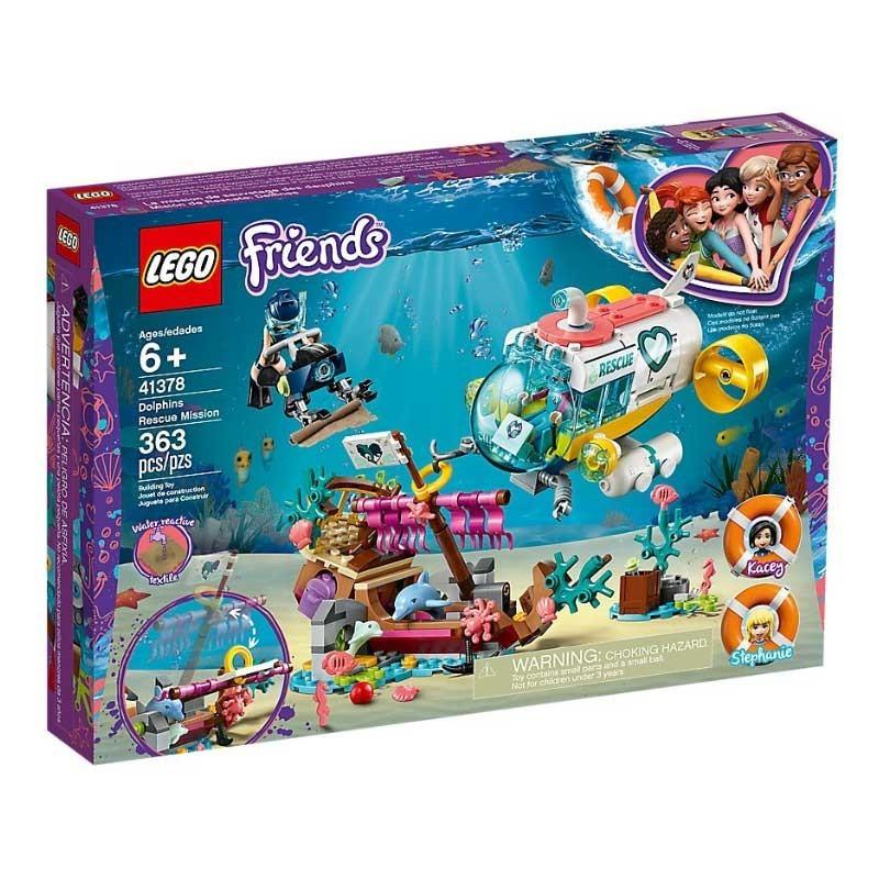 Lego 41378. Misión de Rescate: Delfines