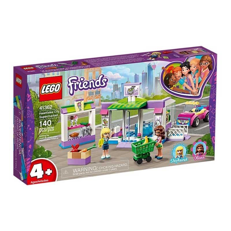 Lego 41362. Supermercado de Heartlake City