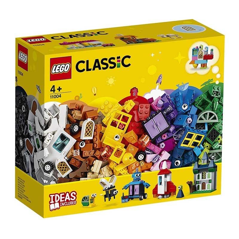 Lego 11004. Ventanas Creativas