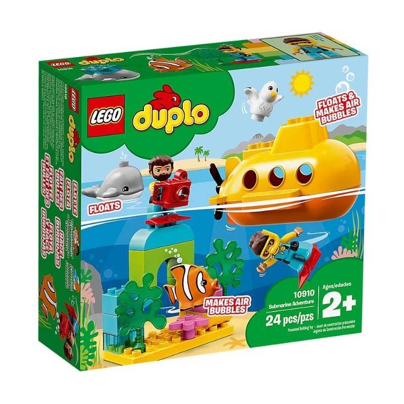 Lego 10910. Aventura en Submarino