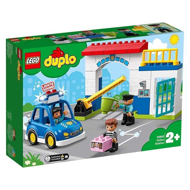 Lego 10902. Comisaría de Policía