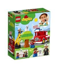 Lego 10901. Camión de Bomberos