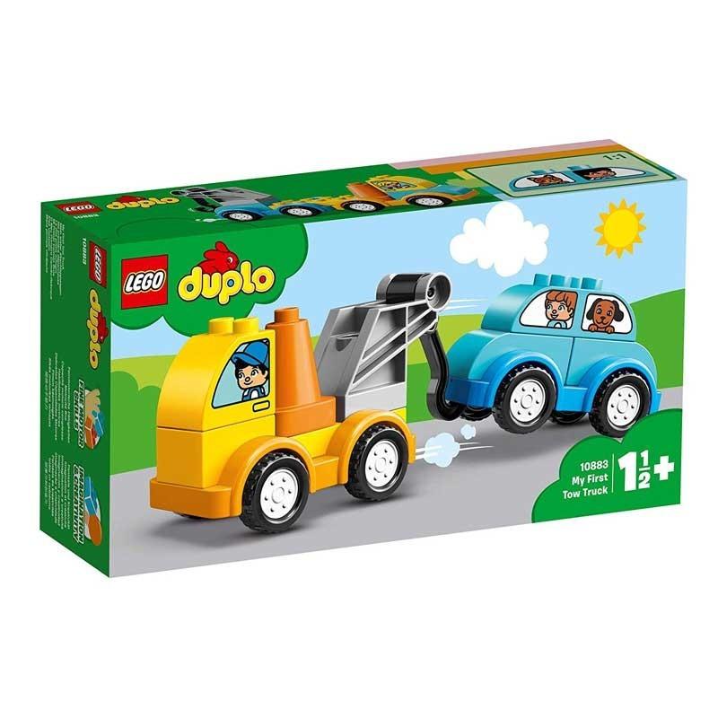 Lego 10883. Mi Primer Camión Grúa