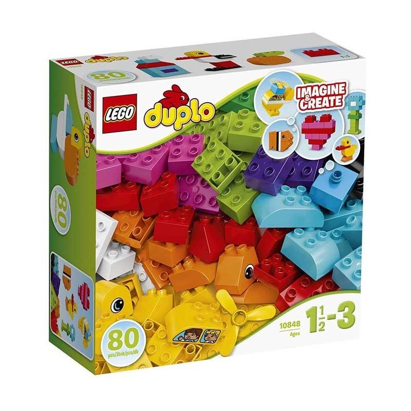 Lego 10848. Mis Primeros Ladrillos