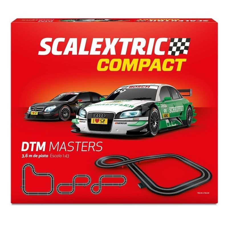 Scx C10267. Circuito DTM Masters Compact