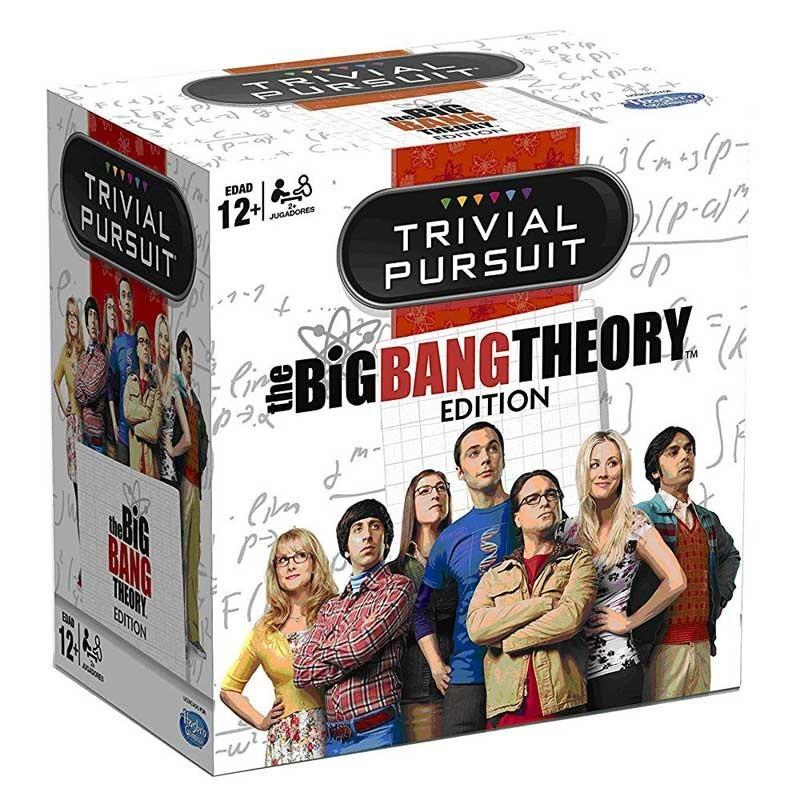 Hasbro 82899. Trivial The Big Bang Theory