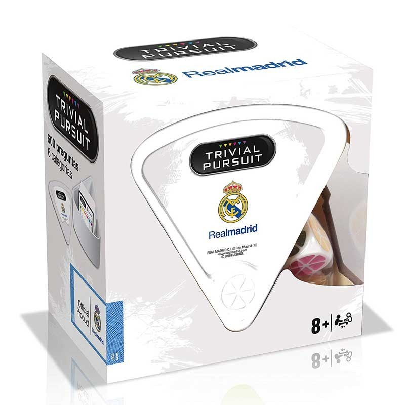 Hasbro 10308. Trivial Real Madrid