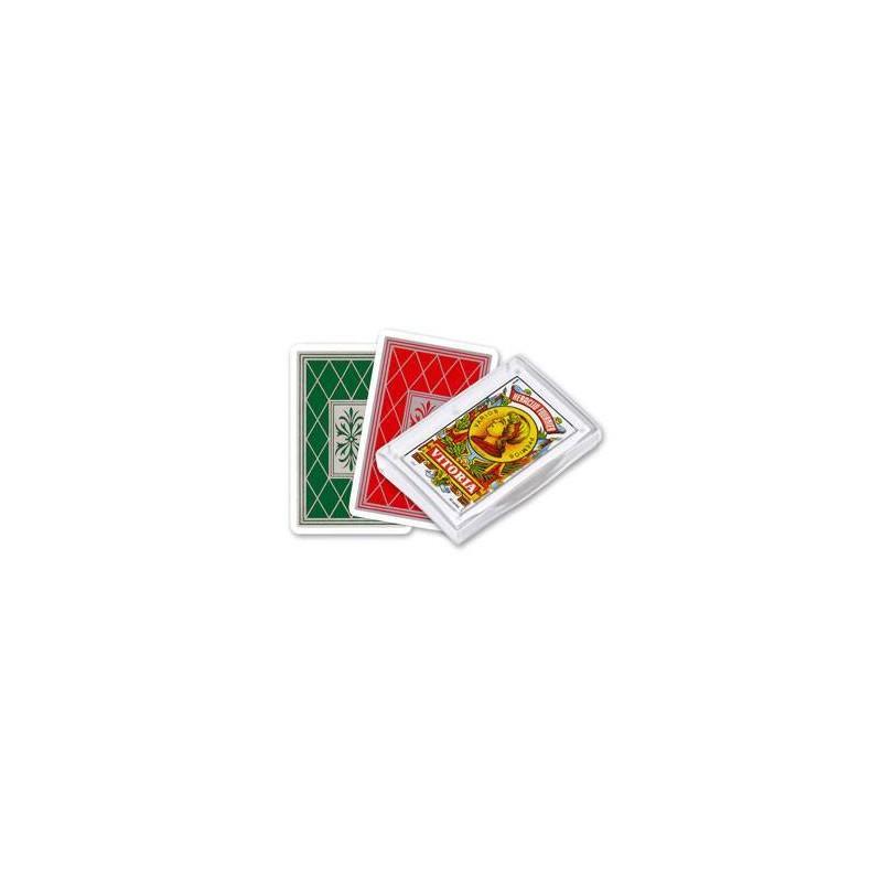 20983. Baraja naipes española Fournier Nº27 40 cartas