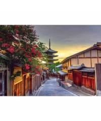 Educa 17969. Puzzle 1000 Piezas Pagoda Yasaka Kioto