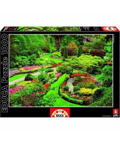 Educa 15523. Puzzle 1000 Piezas Jardines Butchart