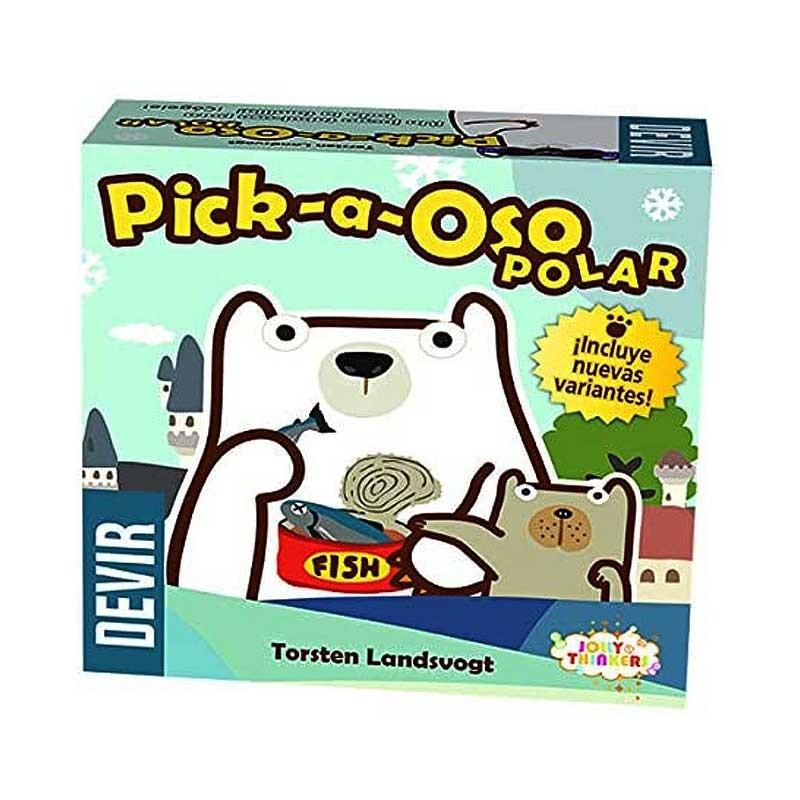 Pick-a-Oso-Polar