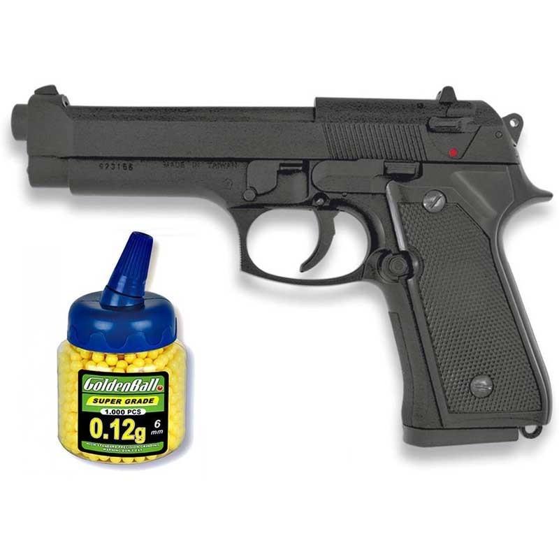 Pack Pistola MF-92S 21993