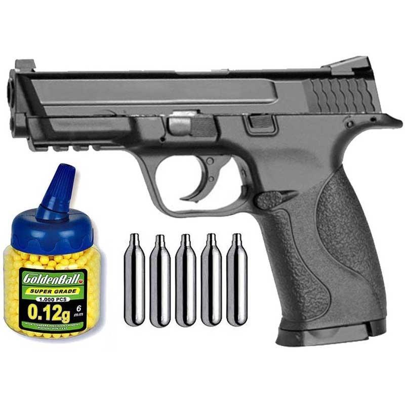 Pack Pistola M40 KWC 21993/29318