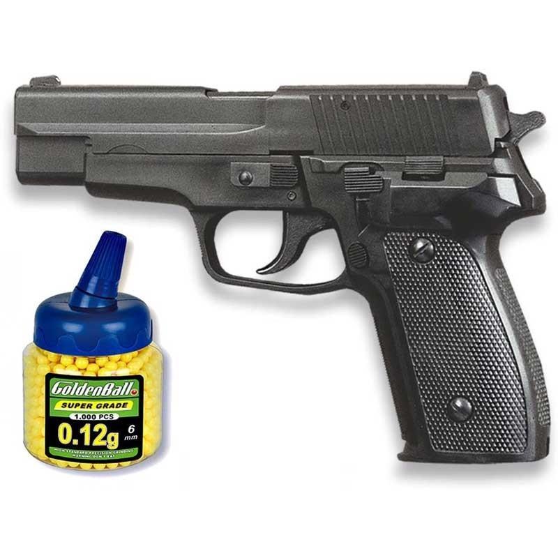 Pack Pistola HA109 21993
