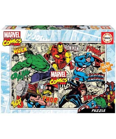 Puzzle 1000 piezas Marvel Comics
