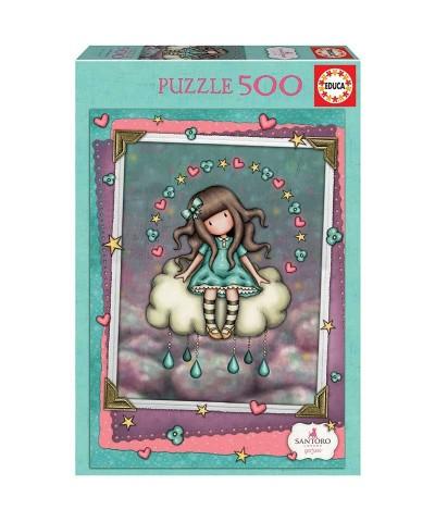 Puzzle 500 Pieza Ducha de Abril Gorjuss Santoro