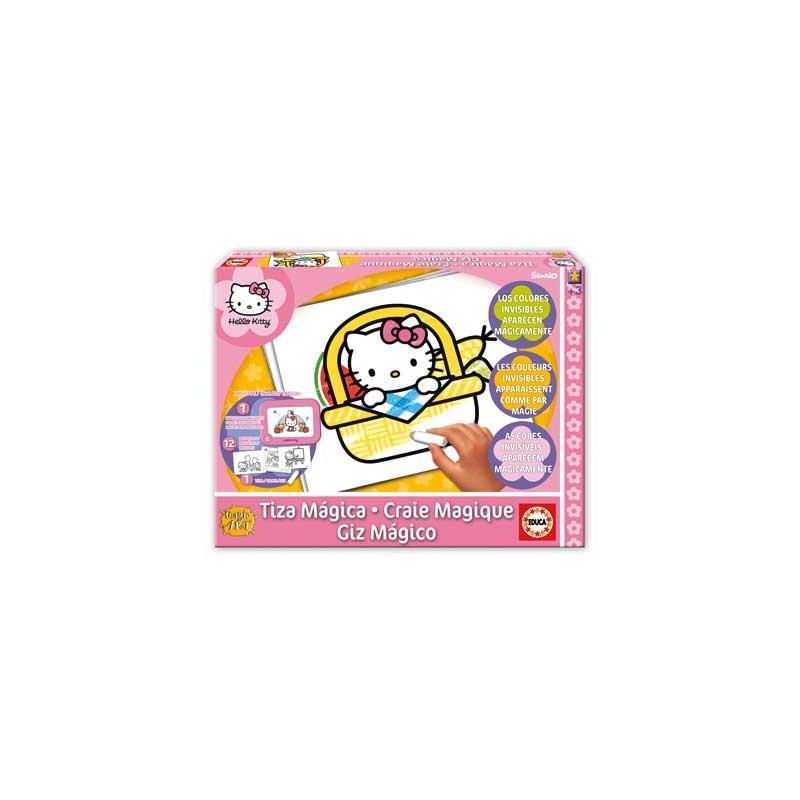 14261. Juego Tiza Magica de Hello Kitty de Educa