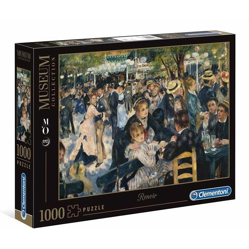Puzzle 1000 Piezas Baile en el molino de la Galette
