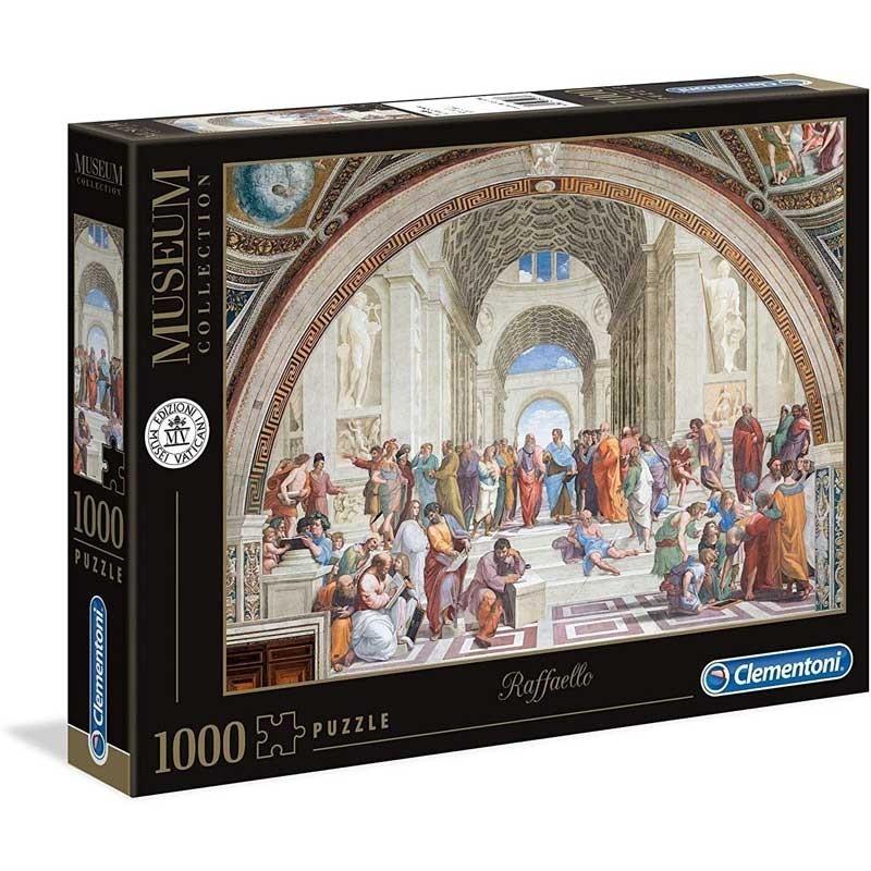 Puzzle 1000 Piezas La Escuela de Atenas