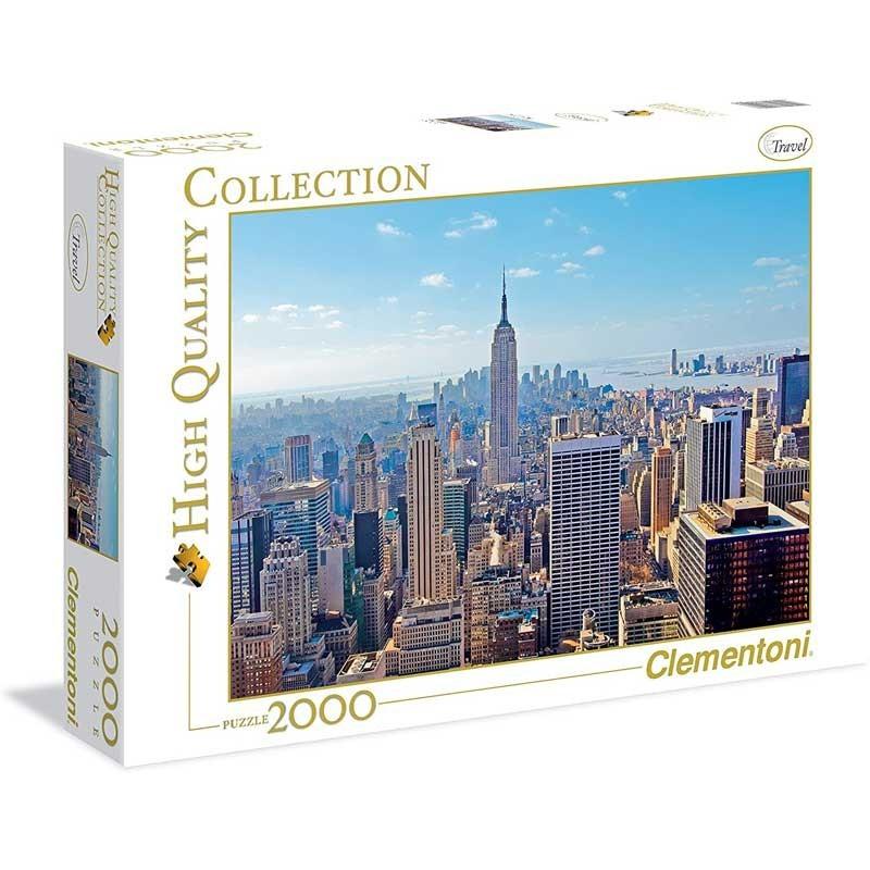 Puzzle 2000 Piezas Nueva York