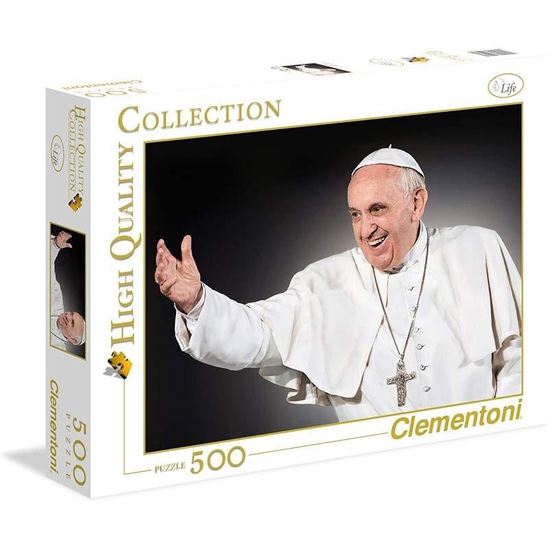 Puzzle 500 Piezas Papa Francisco