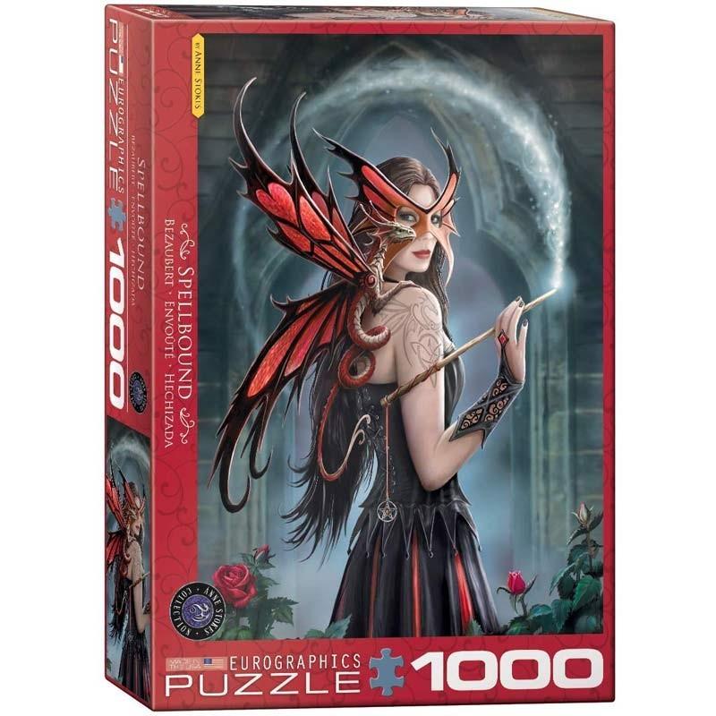 Puzzle 1000 piezas Hechizada