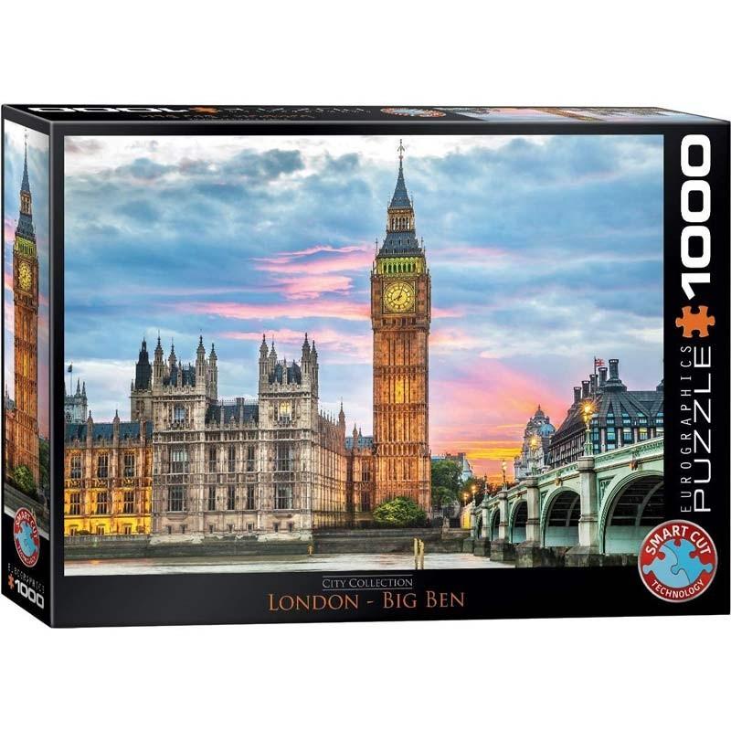 Puzzle 1000 piezas Big Ben