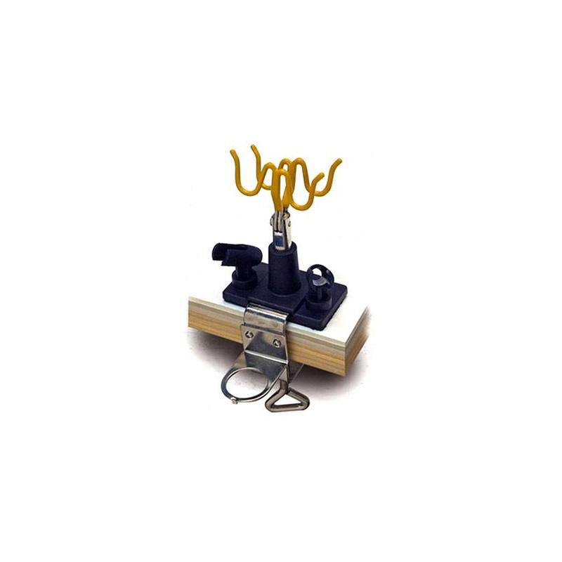Artesanía Latina 27090. Soporte de mesa para 2 Aerógrafos