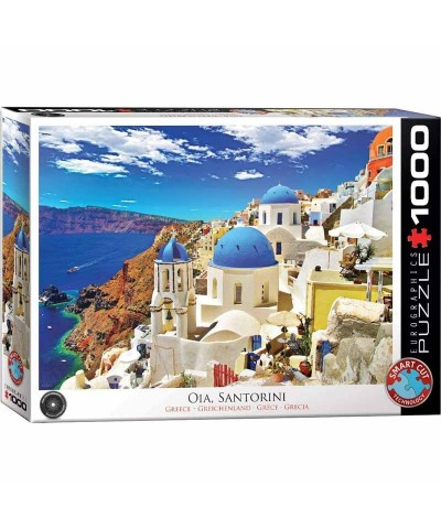 Puzzle 1000 piezas Oia Santorini