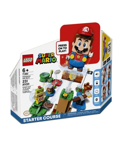 Pack Inicial Aventuras con Mario
