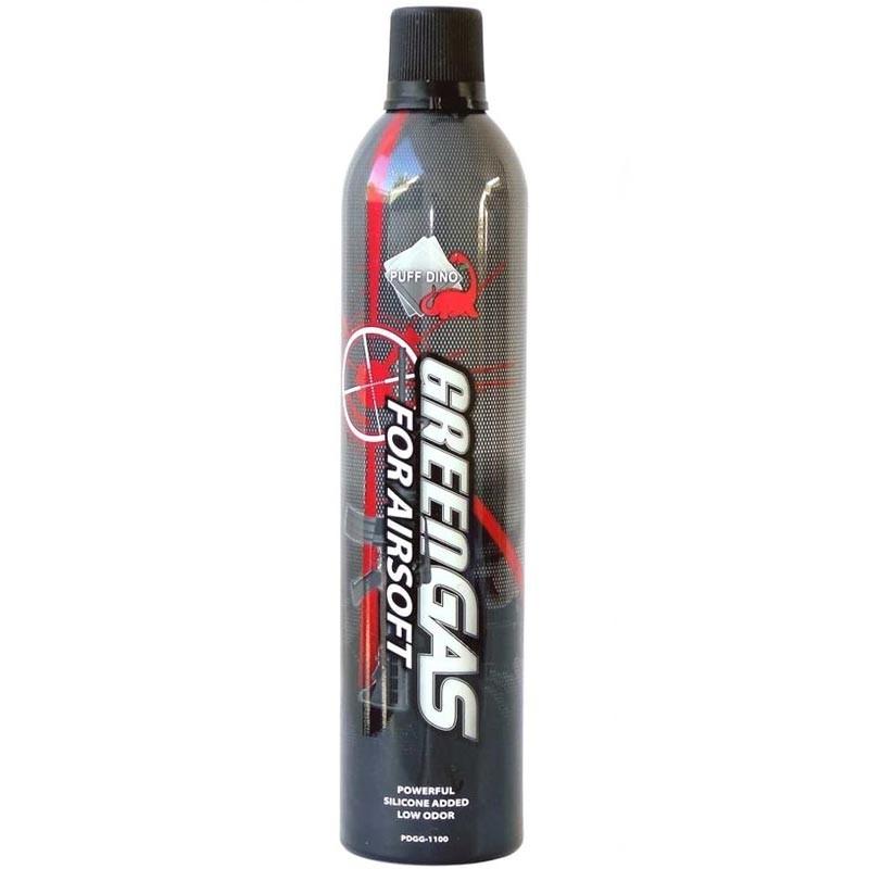 35044 Martínez. Botella Green Gas 1100 ml
