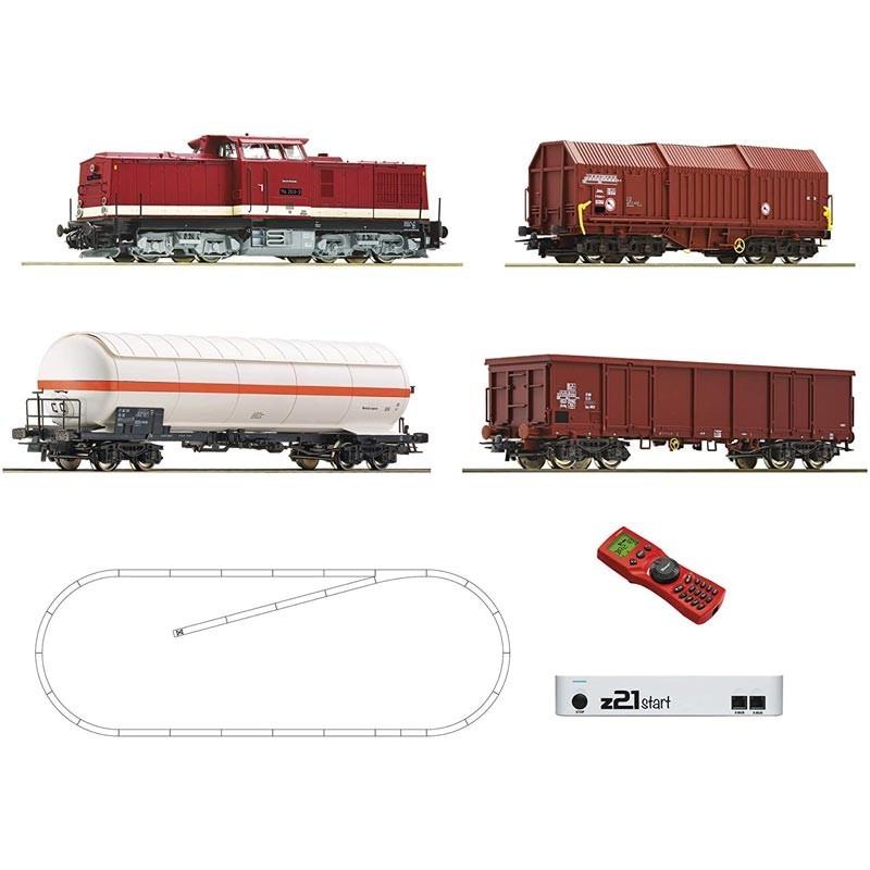 Set de Iniciación Digital Z21 Locomotora Diésel