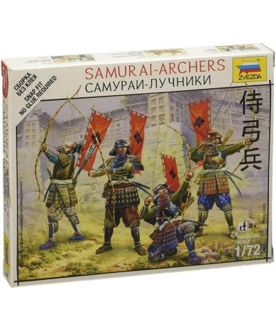 1/72 Arqueros Samurais