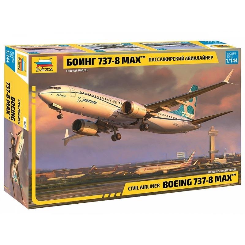 1/144 Boeing 737-8 MAX