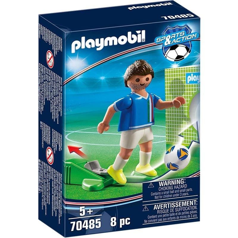 Jugador de Fútbol Italia