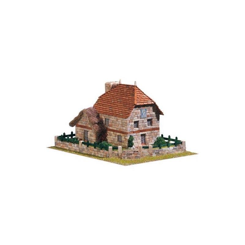 Aedes 1411. Maqueta construccion Casa Rural 11