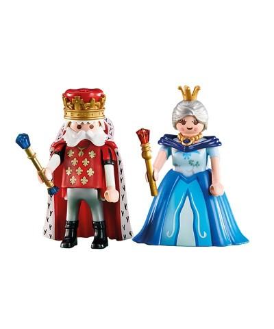 Reina y Rey