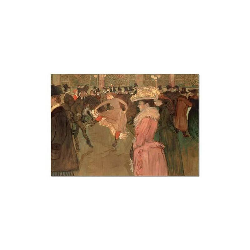 14140. Puzzle Educa 1500 piezas Baile en el Mouline Rouge