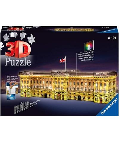 Puzzle 3D 216 Piezas Buckingham Palace Night Edition