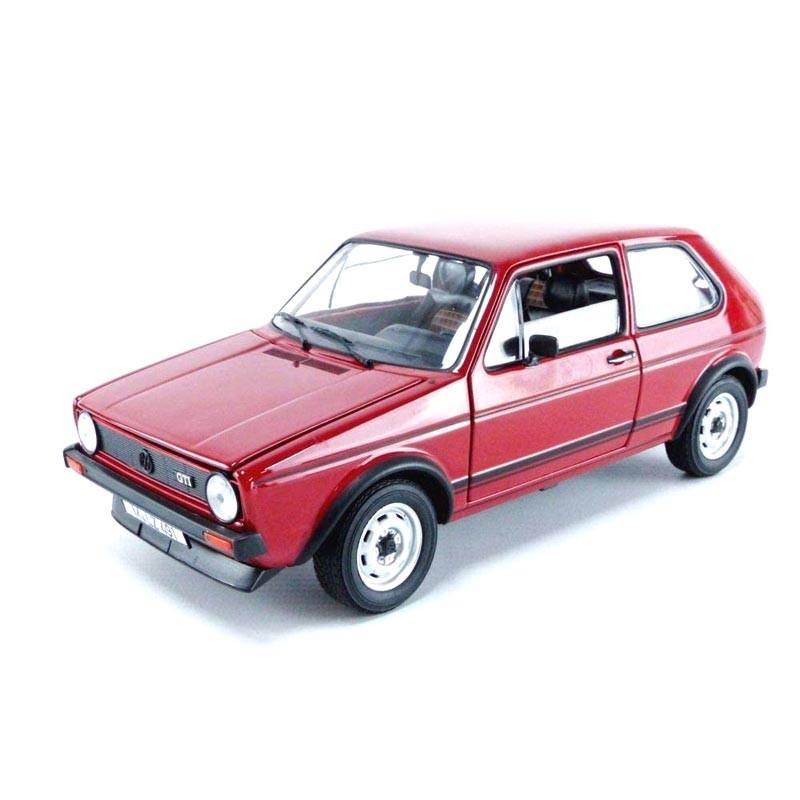 1/18 Volkswagen Golf GTI 1976 Rojo