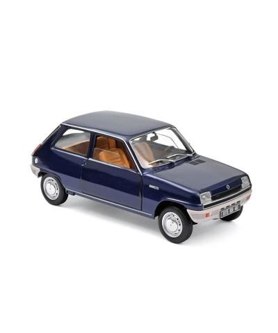 1/18 Renault 5 1973 Azul Oscuro