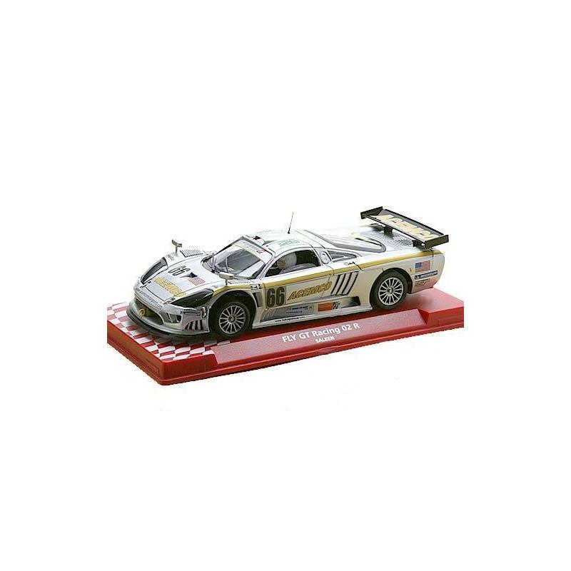 07065. Coche Fly Slot Saleen SR7 24 Horas de Le Mans