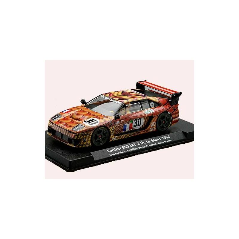 88128. Coche Slot Venturi LM600 24h. Le Mans 1994