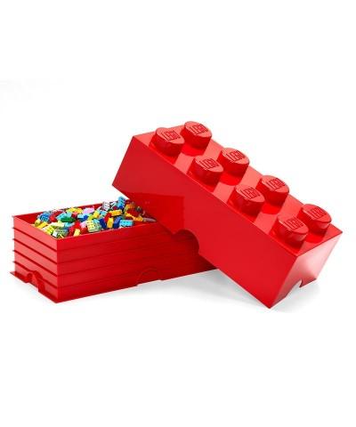Ladrillo Grande GuardaLEGO Rojo