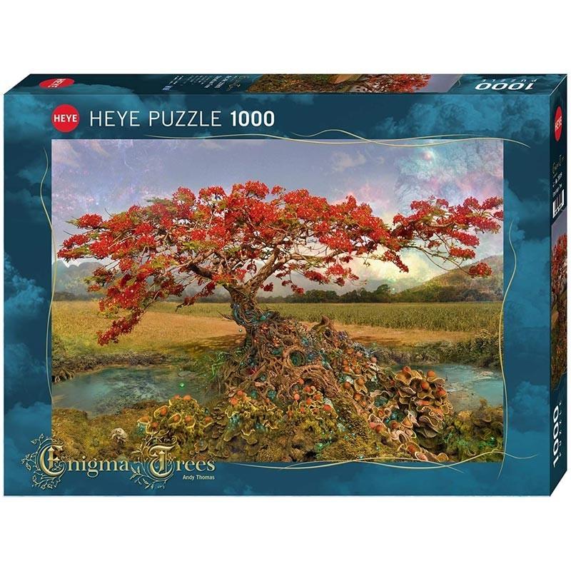 Puzzle 1000 Piezas Árbol del Estroncio
