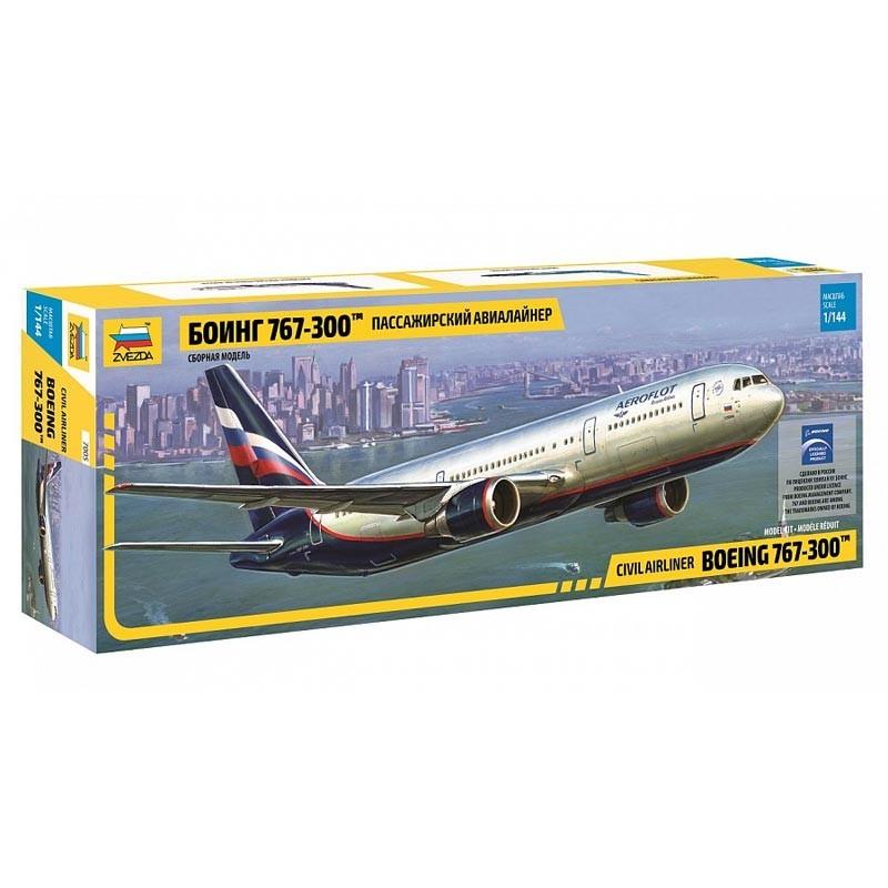 1/144 Avión Boeing 767-300