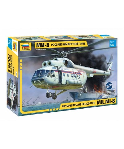 1/72 Helicóptero de Rescate MIL MI-8