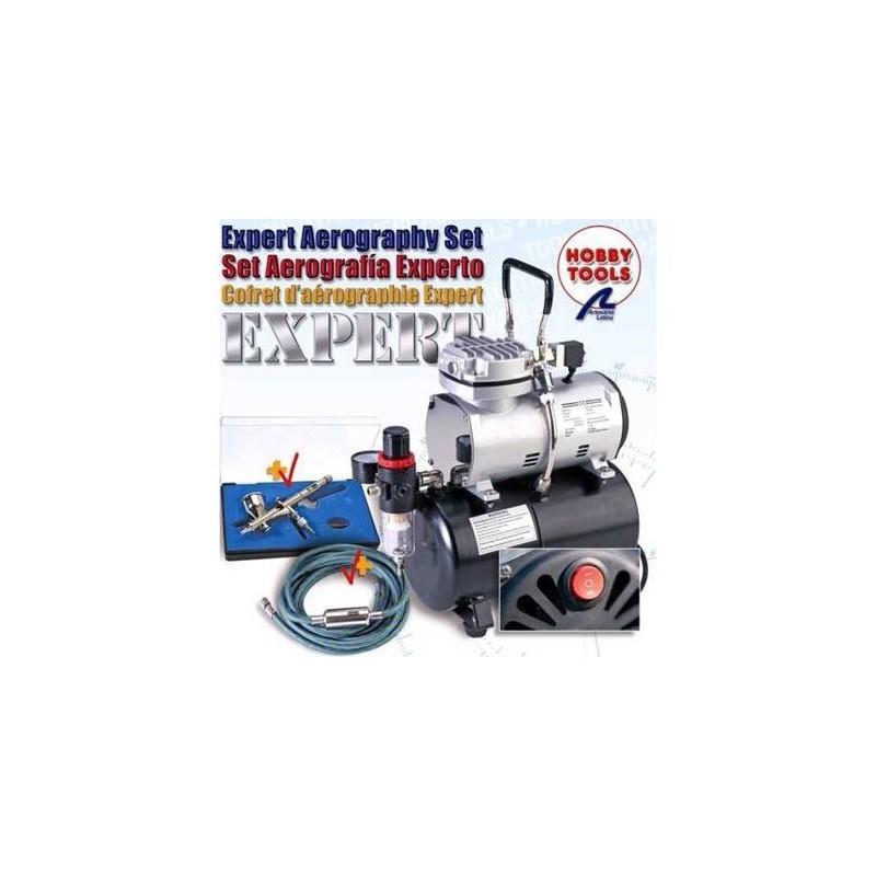 Artesanía Latina 27099. Kit aerografía Expert