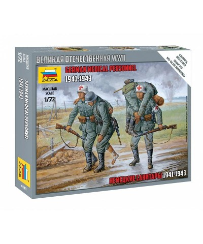 1/72 Personal Médico Alemán 1941-43