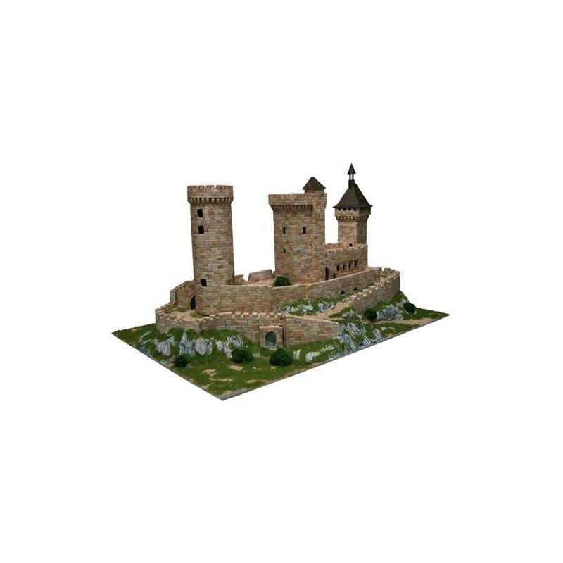 Aedes 1010. Maqueta de construccion Château de Foix